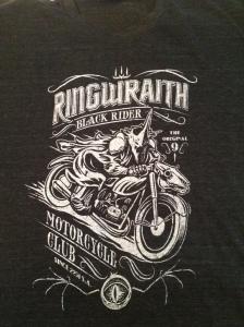Ringwraith T-Shirt